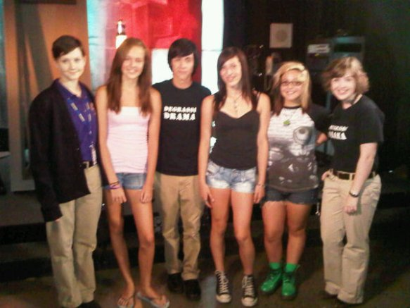 Would you like it if you could meet the Degrassi cast as if